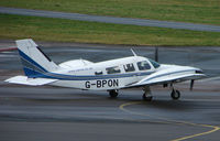 G-BPON @ EGBJ - Resident aircraft based at Gloucestershire Airport