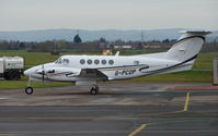 G-PCOP @ EGBJ - A visitor to Gloucestershire Airport on the day of the horse racing Gold Cup  at the nearby Cheltenham Racecourse