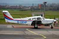 G-GEHP @ EGBJ - Resident aircraft based at Gloucestershire Airport