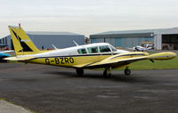 G-BZRO @ EGBJ - Resident aircraft based at Gloucestershire Airport