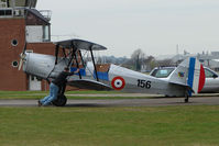 G-NIFE @ EGBJ - Resident aircraft based at Gloucestershire Airport
