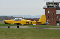 G-BKIF @ EGBJ - Resident aircraft based at Gloucestershire Airport