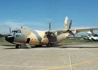 57-0485 @ MSP - Lockheed C-130D-LM Hercules, Minnesota Air National Guard Museum, Serial 57-0485.  On display as 55-016 - by Timothy Aanerud