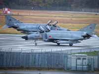 57-8369 @ RJSM - McDonnell-Douglas F-4EJ/Misawa-Aomori (with 97-8420) - by Ian Woodcock