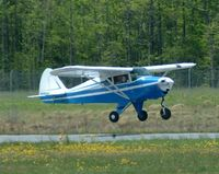 N3774A @ PTB - First flight after engine overhaul - by Frank Isbell