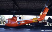 61-0788 - UH-1B, in Arctic Orange.  This airframe was one of the first to overfly the South Pole - by Paul Perry