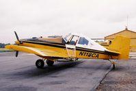 N113CA - 1981 Ayres Thrush S2R-T15, #T15-011DC.  Custom Air - Roe, Arkansas - by wswesch