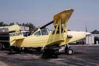 N3632R @ 6M8 - #769B, with a -1 Garrett.  Lepanto Crop Service - by wswesch