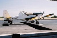 N70461 @ HRI - 1984 M-18 Dromader, #1Z013-50, with a T-53 Lycoming.  Northwest Ag - Hermiston, Oregon - by wswesch