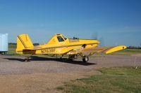 N763BF @ SD01 - 1995 Ayres Thrush S2R-G6, #G6-126.  MJ Aviation - Letcher, South Dakota - by wswesch