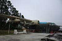 HR-ALK @ KTIX - Fairchild C-123K   54-0674 - by Mark Pasqualino