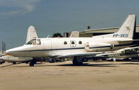 PP-SED @ FXE - Brazilian Sabre 40 at Ft.Lauderdale Exec in 1991
