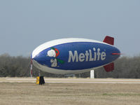 N560VL @ GKY - Melife Snoopy One at Arlington - by Zane Adams