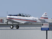 C-FPTP @ CYOW - Experimental plane belonging to the NRC, taking off on Rwy 25 - by CdnAvSpotter