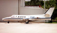 PT-OOF @ FXE - Brazilian registered Citation 500 at FXE in 1999 - aircraft was subsequently registered N500ML