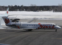 C-GJZN @ CYOW - Pushed back from the gate and ready to taxi - by CdnAvSpotter