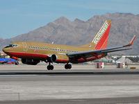 N755SA @ KLAS - Southwest Airlines / 1999 Boeing 737-7H4