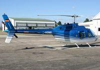 D-HGMS @ EDSB - Heliteam Süd Bell 206B Jet Ranger III - by G.Rühl