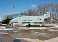 66-7478 @ FAR - McDonnell F-4D-29-MC Phantom, Fargo, ND - by Timothy Aanerud