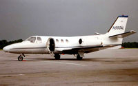 N990AL @ PDK - Cessna 500 at Atlanta Peachtree in 1997