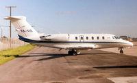 XA-XIS @ HOU - Brazilian Registered Citation 650 at Houston Hobby in 1994