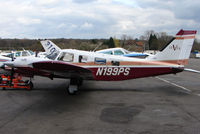N199PS @ EGTR - Part of the busy GA scene at Elstree Airfield in the northern suburbs of London