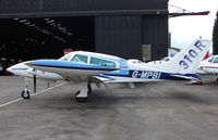 G-MPBI @ EGTR - Part of the busy GA scene at Elstree Airfield in the northern suburbs of London