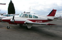 N7219L @ EGTR - Part of the busy GA scene at Elstree Airfield in the northern suburbs of London