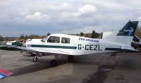 G-CEZL @ EGTR - A recent addition to the Cabair fleet at Elstree   ex OO-JAG