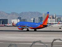 N257WN @ KLAS - Southwest Airlines / 2006 Boeing 737-7H4 - by Brad Campbell