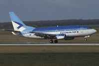 ES-ABC @ VIE - Estonian Air Boeing 737-500 - by Thomas Ramgraber-VAP