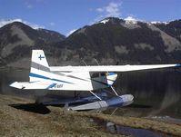 CF-SOT - FBA-2C at Cowichan Lake, B.C. - by Jorma Kivilahti