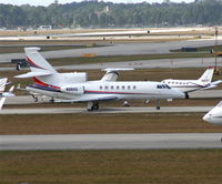 N980S @ DAB - Boomering Air (Outback Steakhouse) Falcon 50