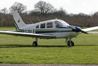 G-TALE @ EGBM - Another addition for the local Flying School fleet