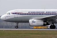 OY-KBO @ VIE - Airbus A319-131