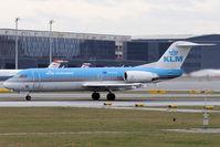 PH-KZG @ VIE - Fokker70