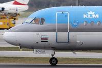 PH-KZG @ VIE - Fokker70 - by Juergen Postl