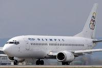 SX-BLC @ VIE - Boeing 737-3Q8