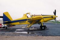 N60707 - 1996 Air Tractor AT-502A, #502A-0347.  Southern Aire - Cotton Plant, Arkansas. - by wswesch