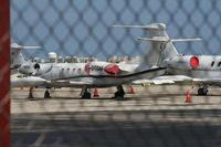C-GTDM @ BCT - Canadian registered Lear 35A - by Florida Metal