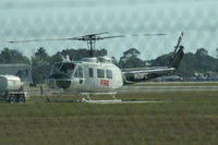 N128FC @ FMY - Fire Fighting Helicopter