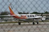 N601HM @ COI - Aerostar 601P