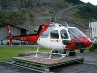 HB-ZBJ - Before Heli-Linth base at Mollis - by Didier Gerber