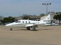 N333MY @ GKY - New Eclipse Jet at Arlington Municipal