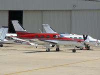 N455MS @ GKY - At Arlington Municipal - by Zane Adams