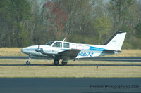 N1817Z @ JNX - Love these twins - by J.B. Barbour