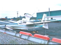 N1121L @ KSYR - 1963 LA-4-180 almost new - by John H. Staber
