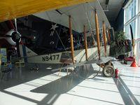 N9477 @ FAR - Fargo Air Museum - by Timothy Aanerud