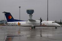 RP-C3017 @ LZIB - Air Pilippines Dash 8-300