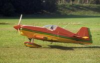 N107FP @ LSZY - Taxi - by runway16